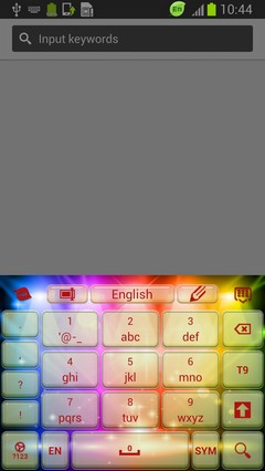 Awesome Color Keyboard
