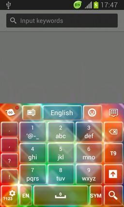 New Keypad App