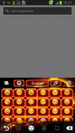Keyboard Fire