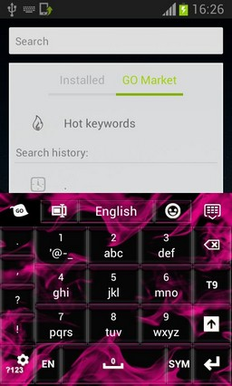 Keyboard Flame for Free