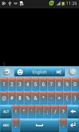 Shiny Keyboard