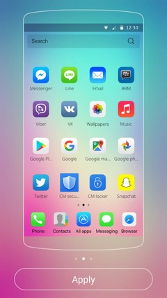 IOS 10 Theme for Android