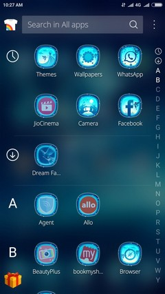 launcher Dream Fantasy Themetheme 203064491 release