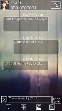 Pule GO SMS Theme 1.0