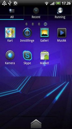 Honeycomb Pro GO Launcher Theme 1.3