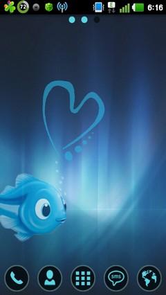 Couple Fish boy Go theme 1.0