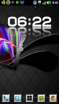 GO Launcher EX Theme - Framed