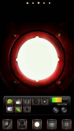 Light Theme GO Launcher EX