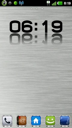 BRUSHED METAL APEX-GO THEME