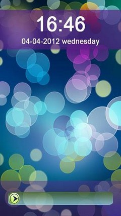 Abstract Bubbles HD GoLocker