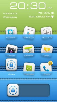 iLike GO Locker Theme PRO