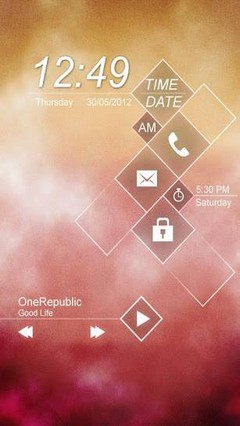 go locker new theme