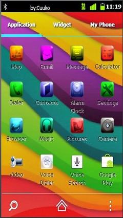 Colours ~