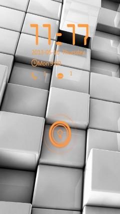 White Cubes Locker