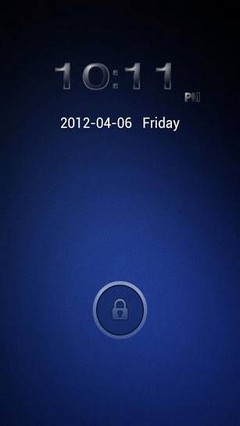 CoolOcean GO Locker Theme