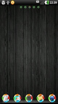 Wooden Theme by Me