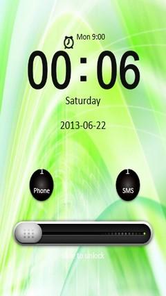 Green Go Locker