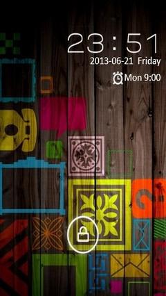 Wood Design Go Locker