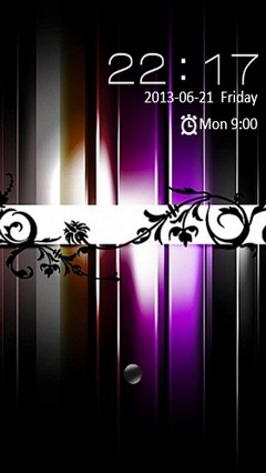 Abstract Design Go Locker