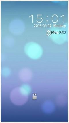 iOS7 Go Locker
