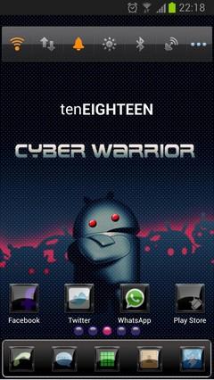 Cyber Warrior Reloaded