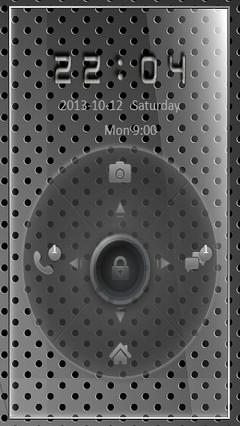 Grey Carbon Go Locker