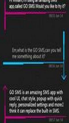 GO SMS Pro XxX ThemeEX