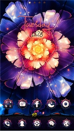Fractals Flower (LOT Party 5)