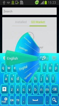 Smarty Keyboard-release