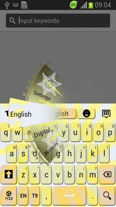 Summer Glare Keyboard-release