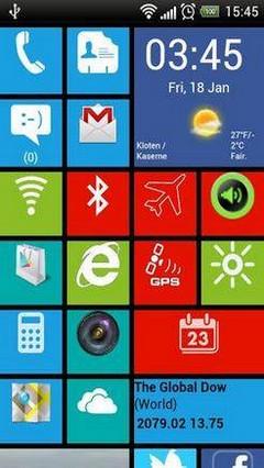 Windows8 Launcher