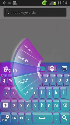 Next Awesome Keyboard
