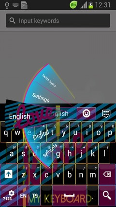 I Love My Keyboard
