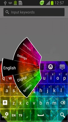 Color Symphony Keyboard
