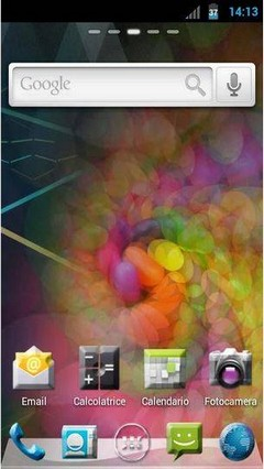 Jelly Bean Go Theme