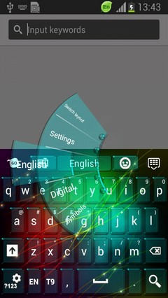 Secret Love Keyboard