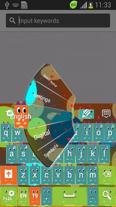 Monsters Keyboard