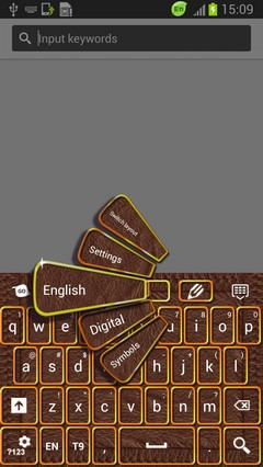 Leather Keyboard