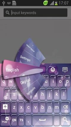 Deluxe Keyboard