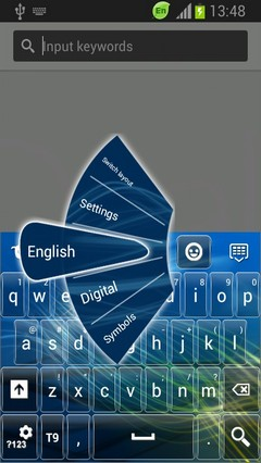 Free Waves Color Keyboard