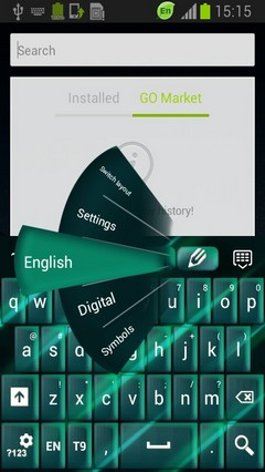 Key Board Theme