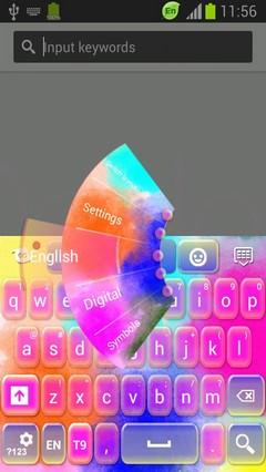 Holi Keyboard