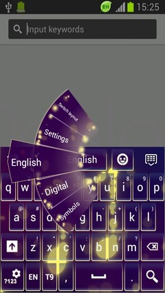 Fireflies Music Keyboard