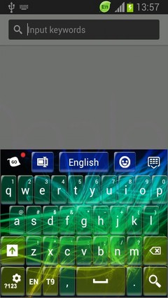 Keyboard for HTC Desire X