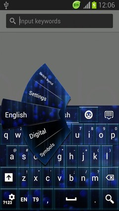 Sparkle Keyboard