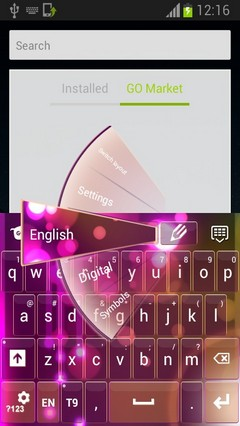 Awesome Keyboard App