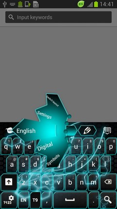 Better Neon Keyboard