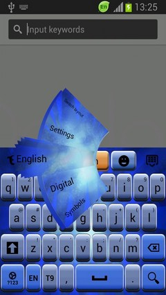 Keypad for Huawei Ascend Y100