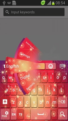 Dream Stars Keyboard