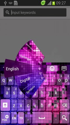 Fashion Light Keyboard